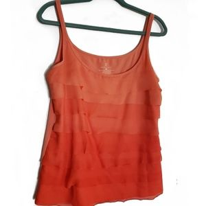 New York & Company Ombre Tank Top